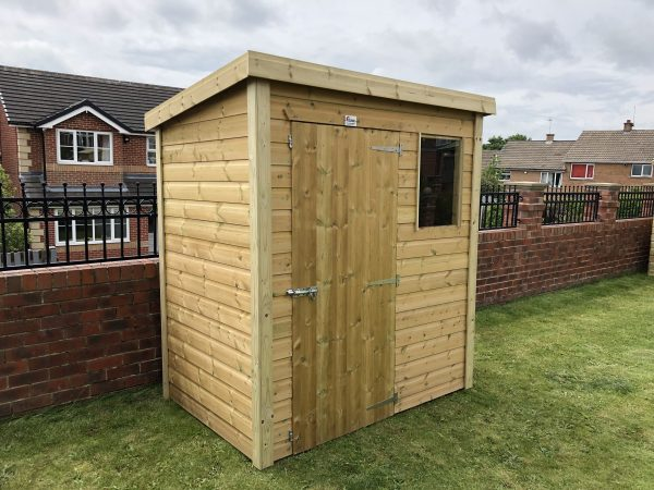 Dale shed